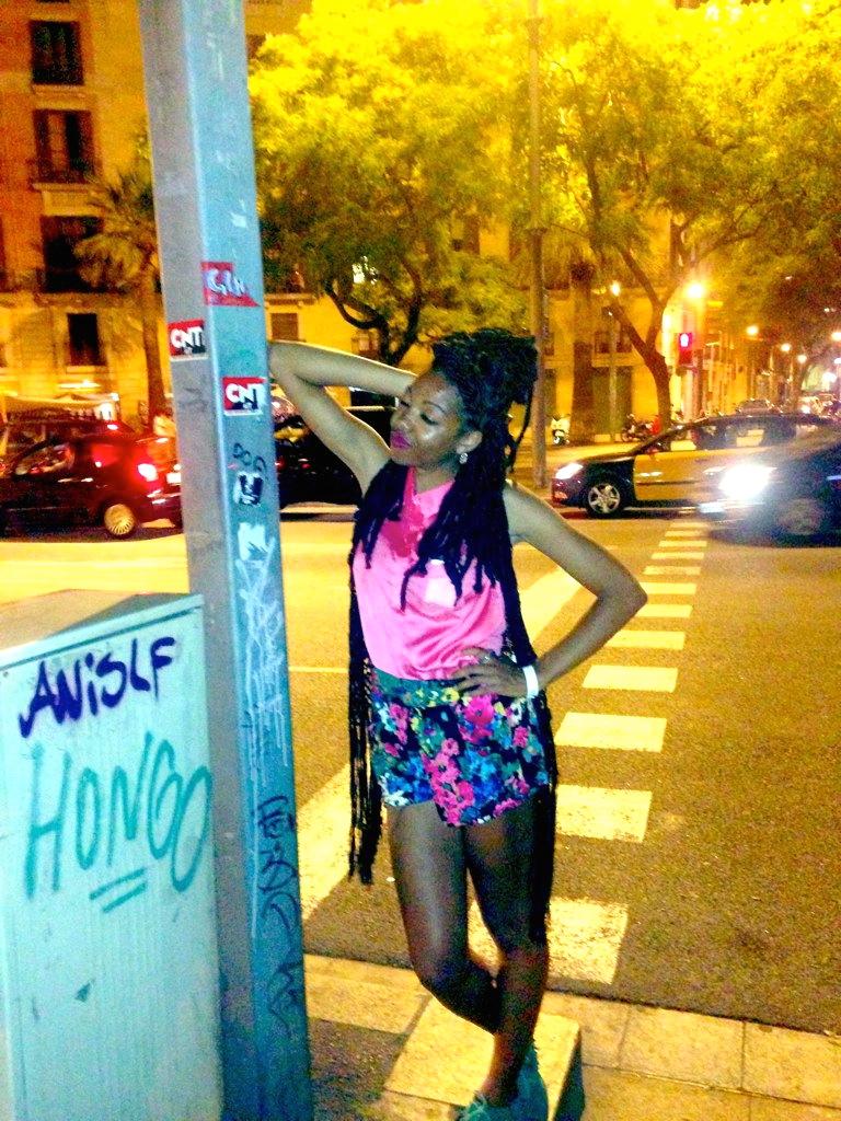 barcelona black travel blog
