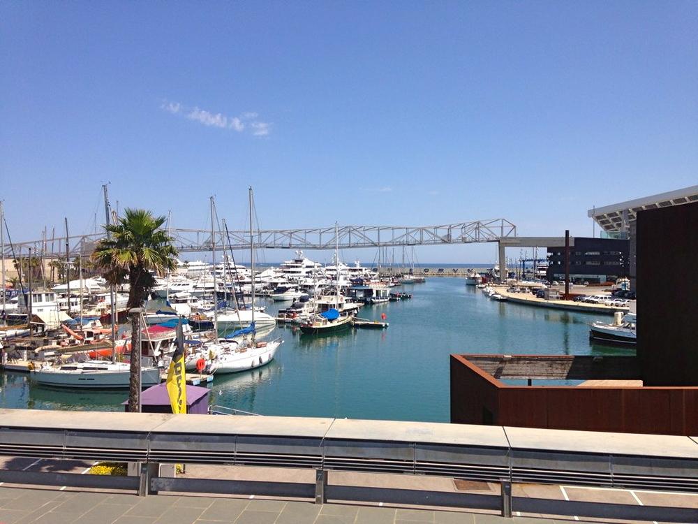 barcelona port yachts