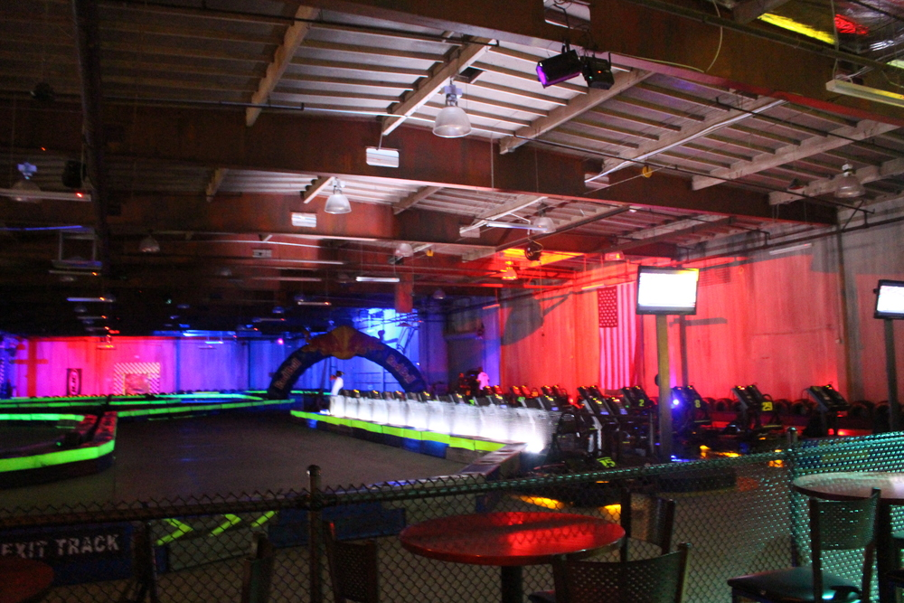 burbank indoor go kart racers edge