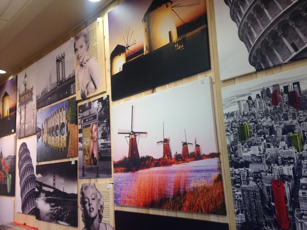 travel landmark portraits urban home