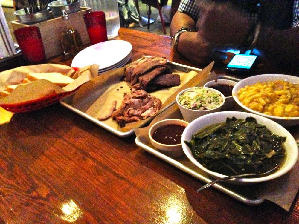 bludso's bar and que beef brisket los angeles