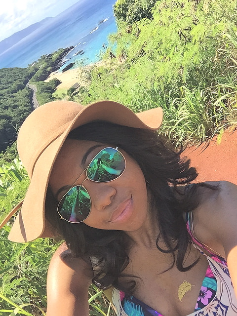 black travel blogger #blackgirlswhoblog