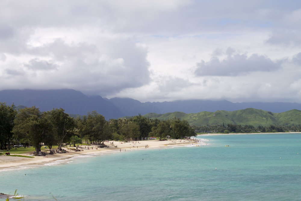 lanikai kailua beach