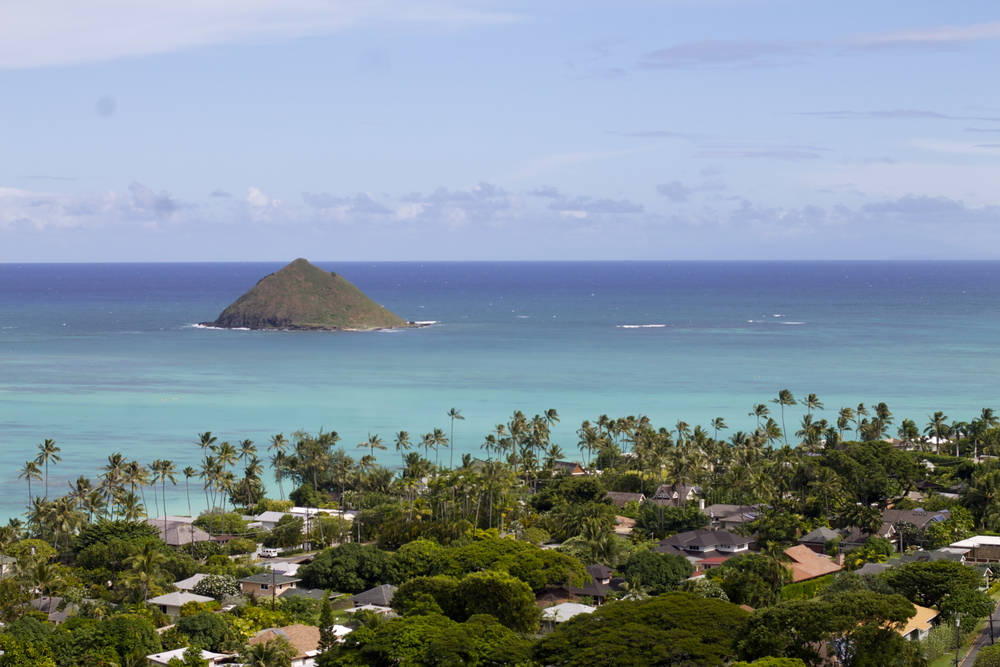 lanikai pillbox hike view