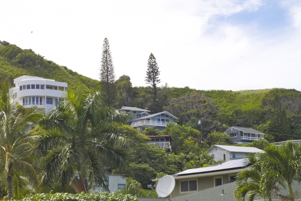 lanikai beach neighborhood