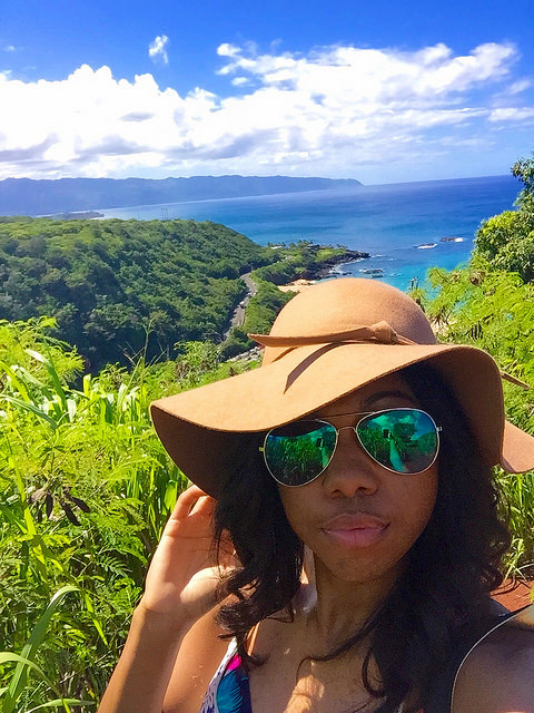 travel noire hawaii black travel blogger