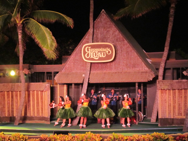 germaine's luau oahu