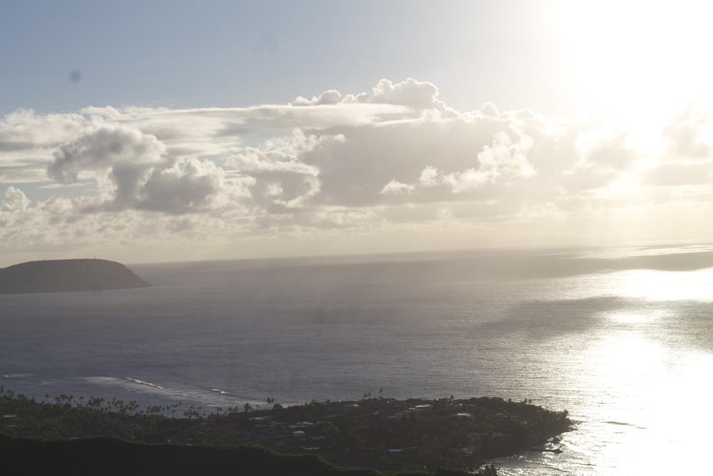 Pacific Ocean Diamond Head Honolulu