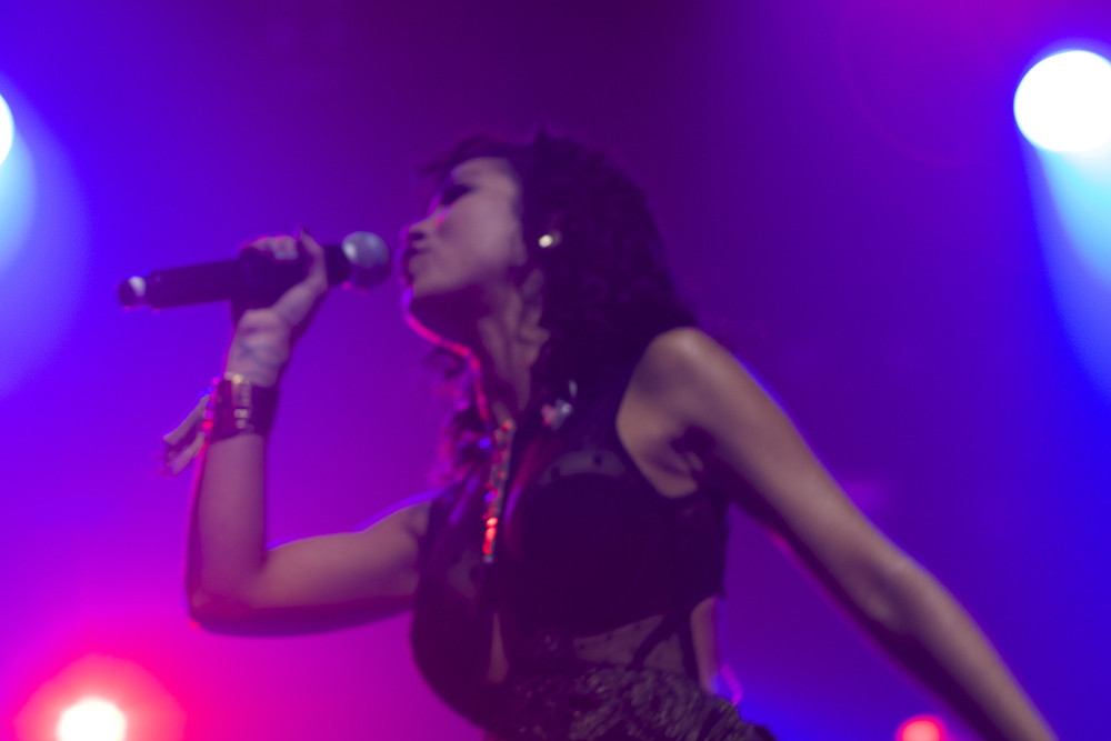 Jhene Aiko Enter the Void Los Angeles
