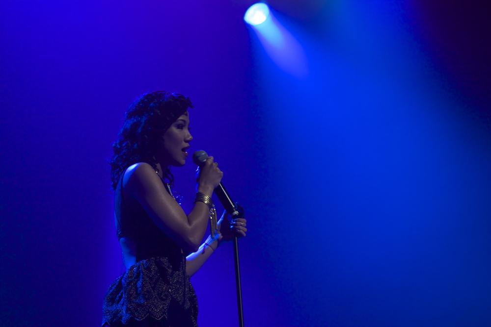 Jhene Aiko Enter the Void Los Angeles Club Nokia