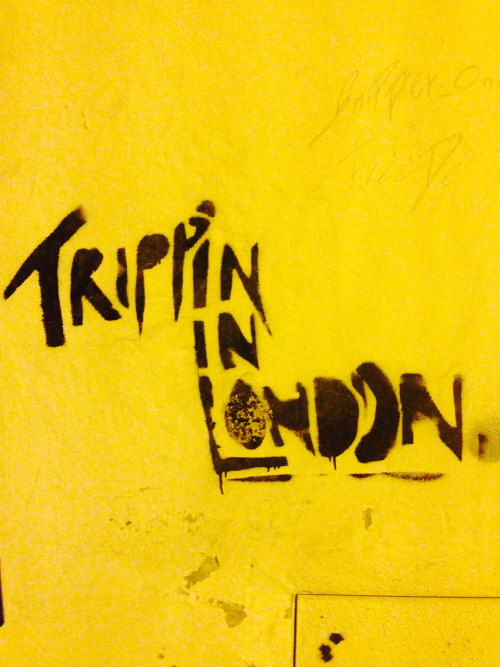trippin in london