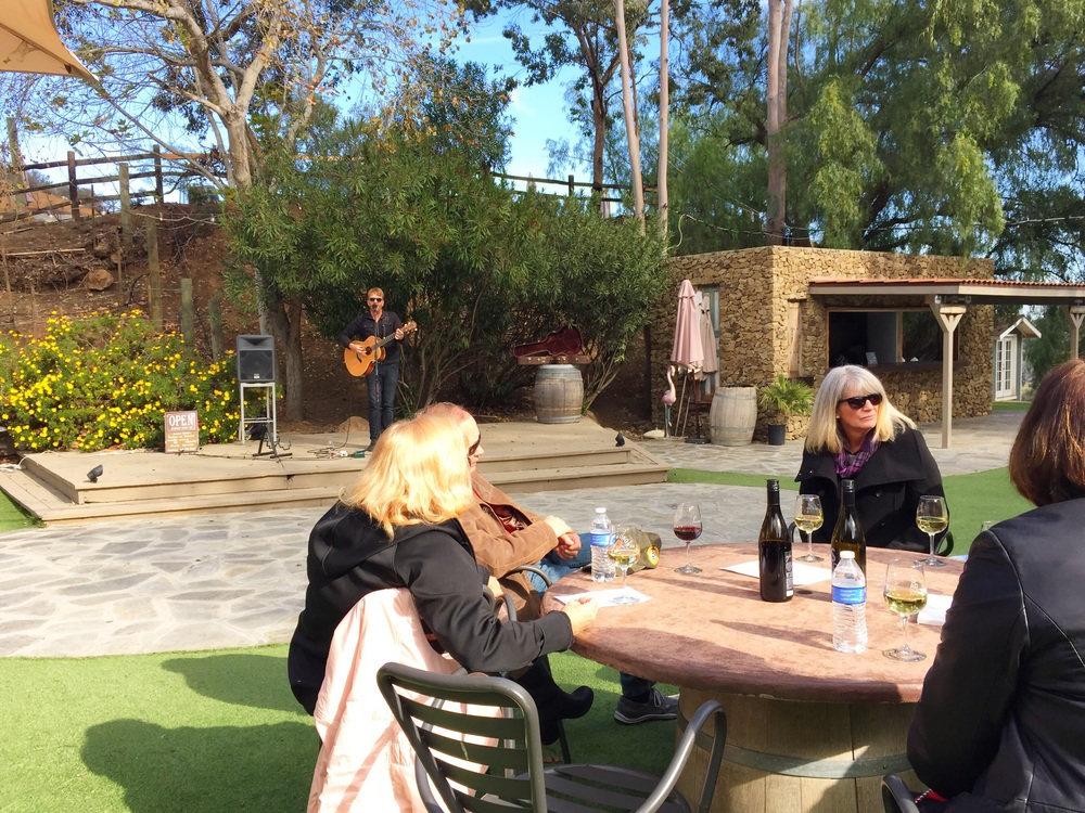 malibu winery performer