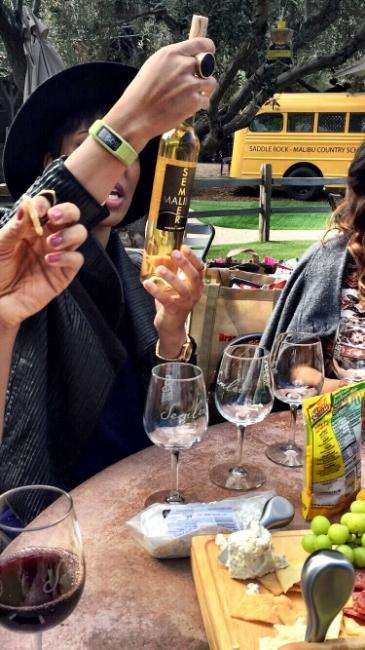 white wine malibu wines