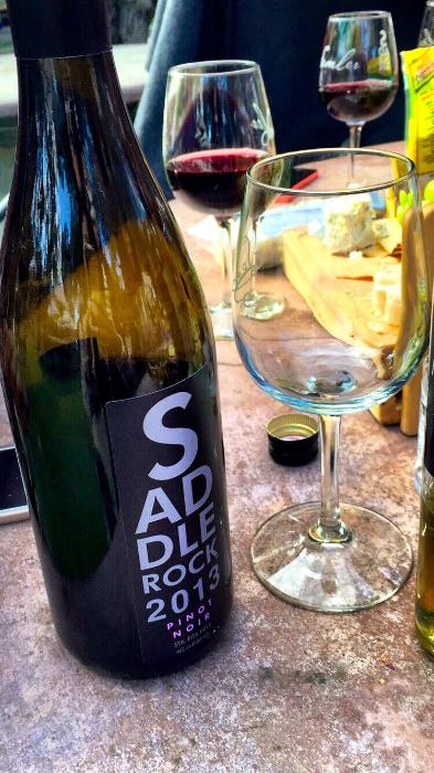 Saddlerock Pinot Noir