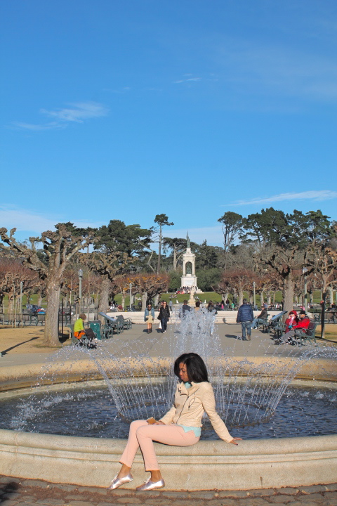 san francisco golden gate park travel noire