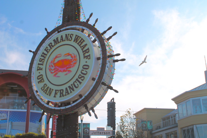 Fisherman's Wharf landmark
