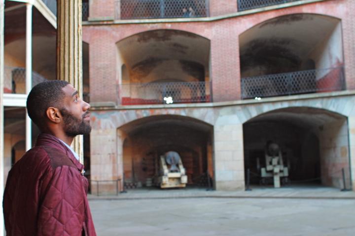 inside fort point san francisco black travel blog