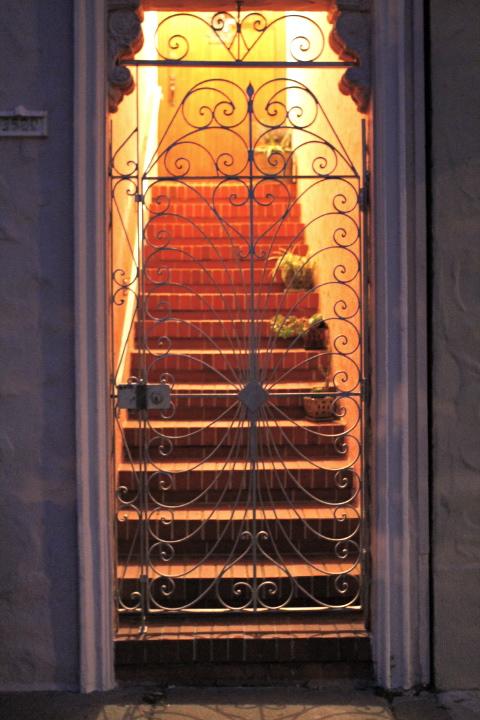 san francisco stairway