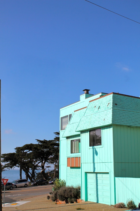 turquoise house san francisco