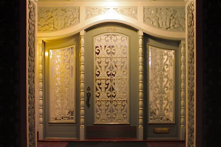 san francisco doors