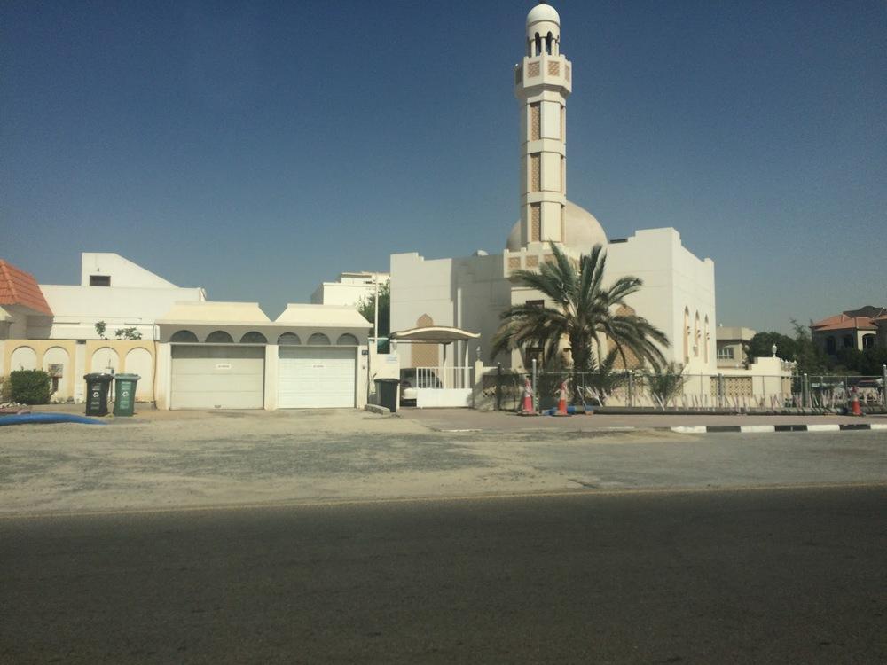 Rolling through the Jumeirah Beach District