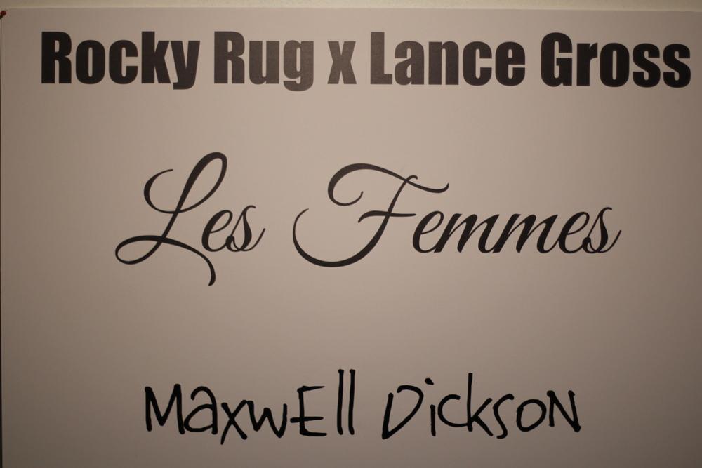 les femmes rocky rug lance gross maxwell dickson