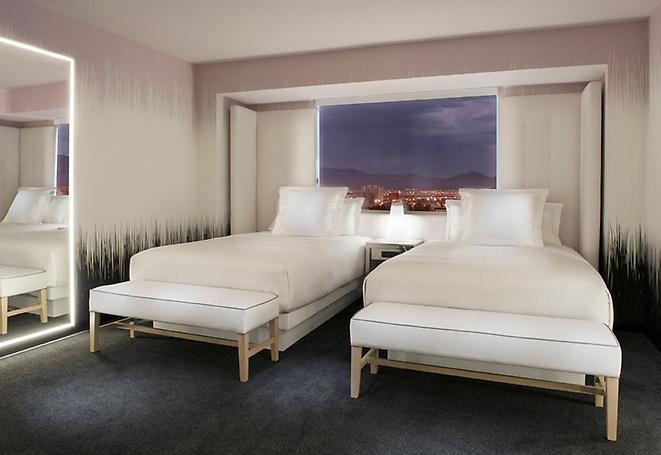 World Tower double room - photo via SLS