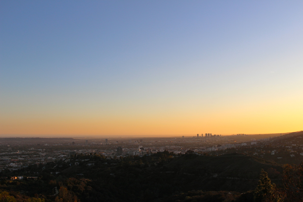 Los Angeles from Griffith