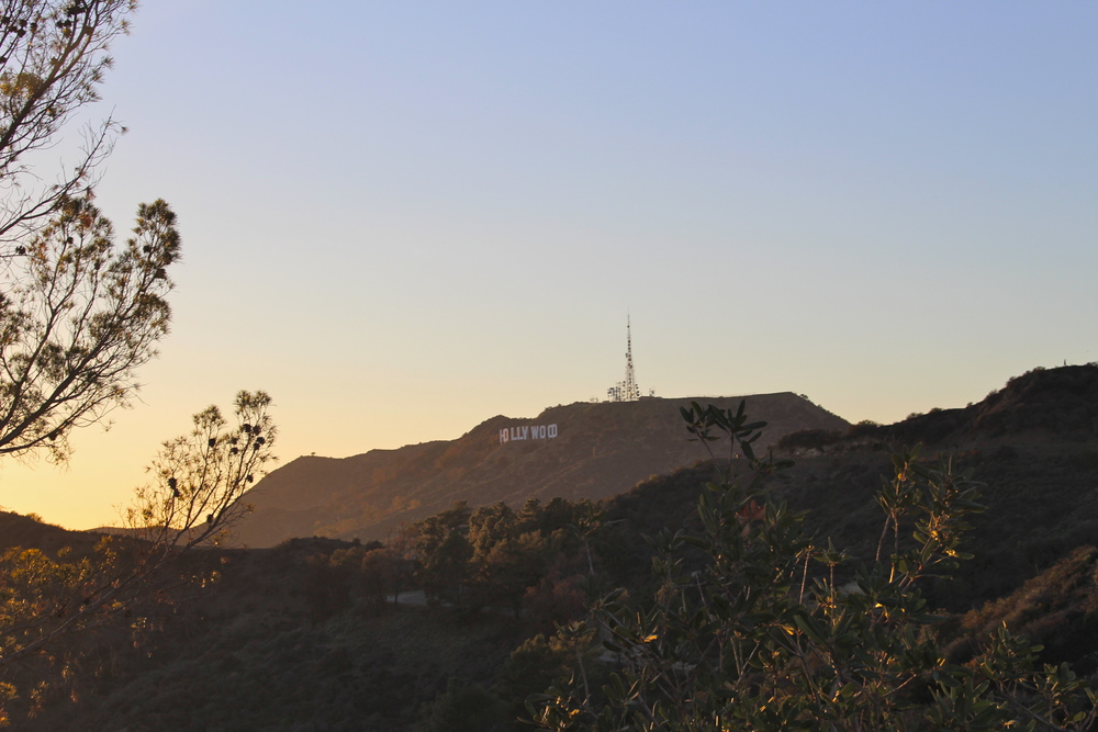 Hollywood Griffith Observatory hike
