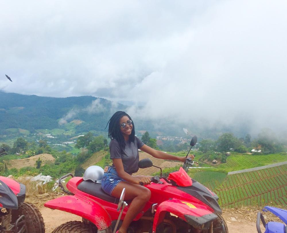 ATV Mountain Riding Chiang Mai