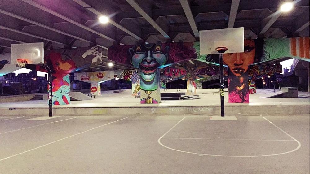 Underpass Skate Park