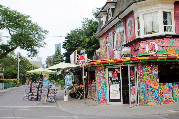 Kensington Market Ontario