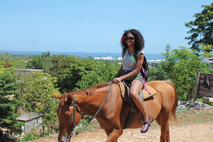 Horse back riding Ocho Rios Jamaica