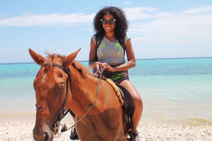 Bootleg Horseback Ride Ocho Rios Jamaica