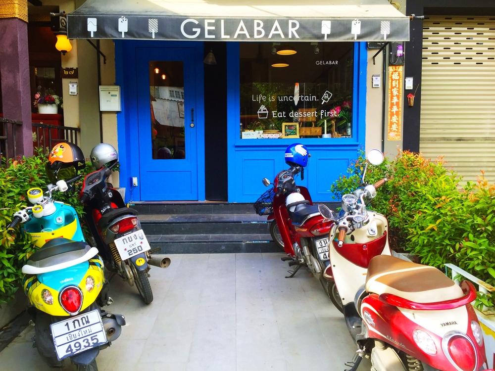 Chiang Mai Dessert Shop Nimman Rd