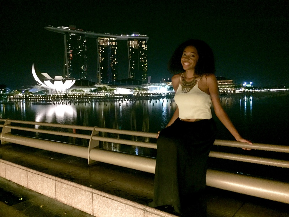 Vexed by Singapore's skyline