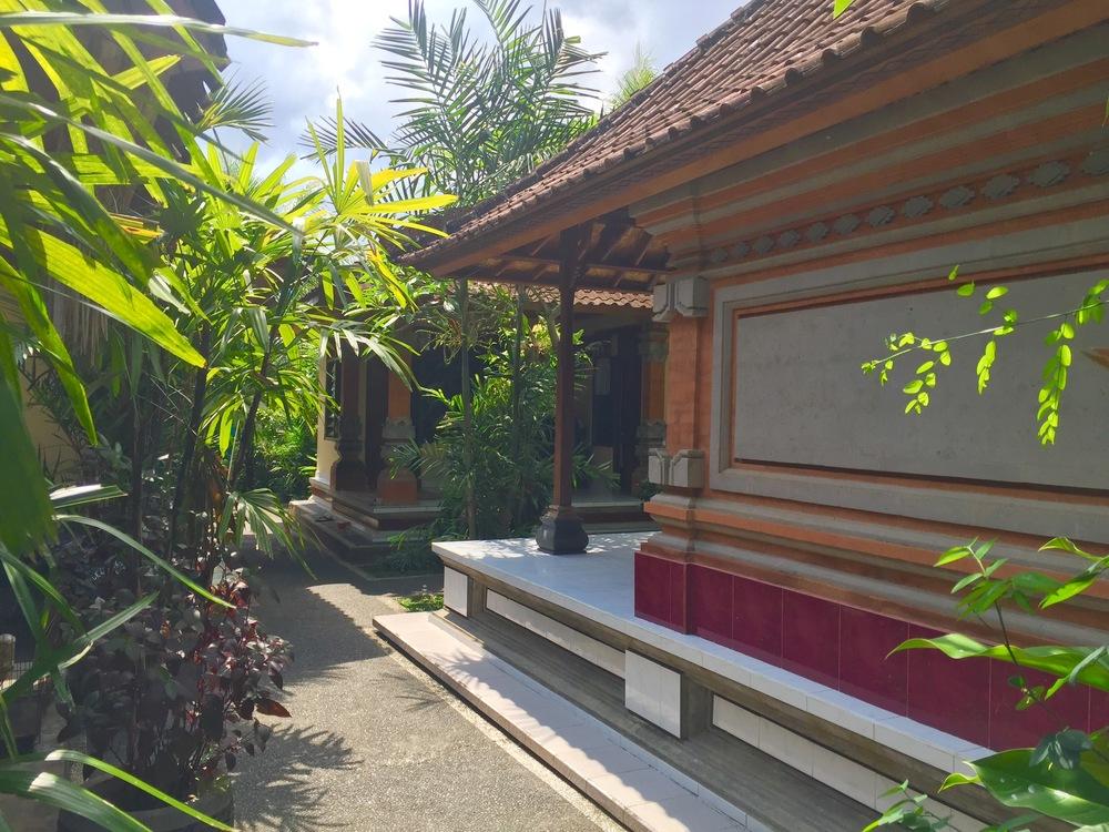 Balinese home // Agus Homestay