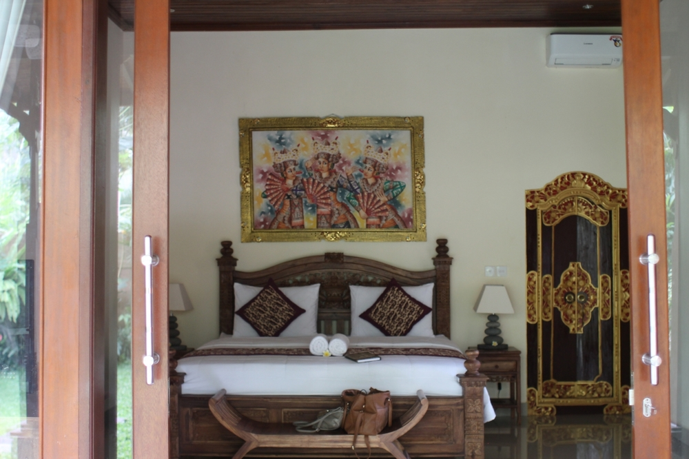 Private guestroom // Agus Homestay