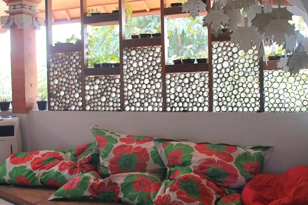 Interior // Umahku Hostel