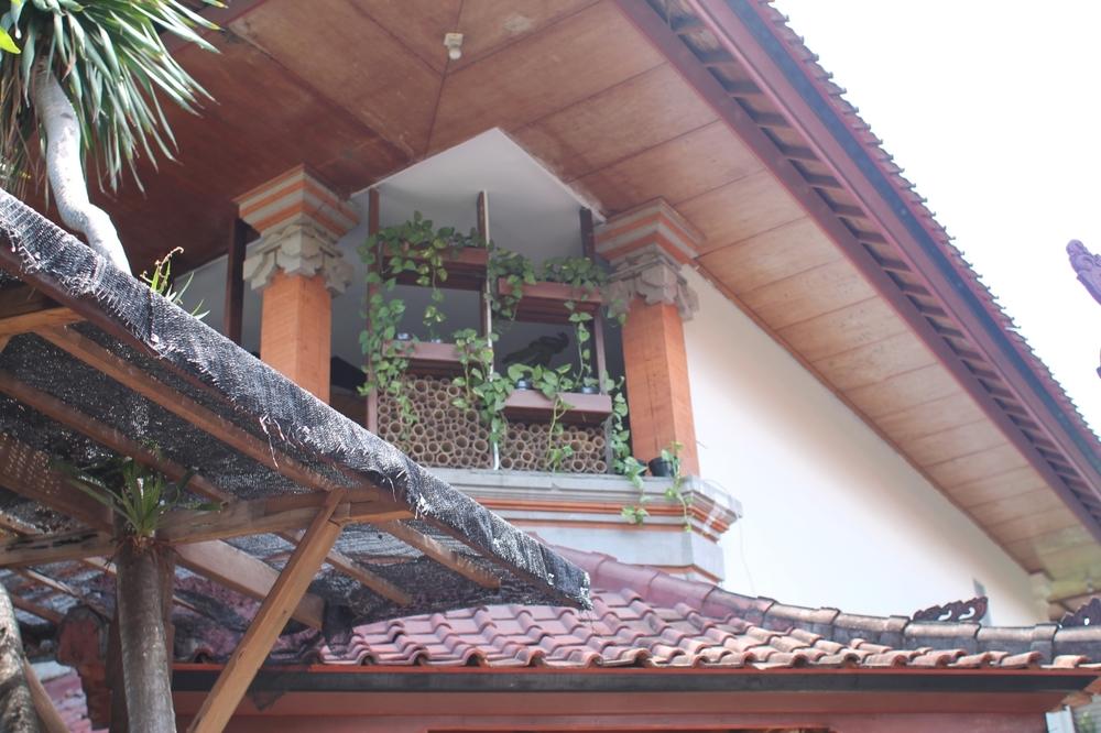 Exterior // Umahku Hostel