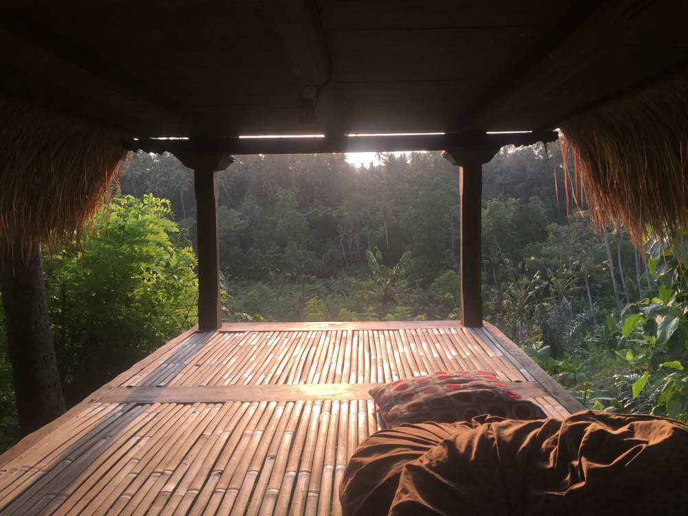 Treehouse Views // Pondok Wahyu Villa