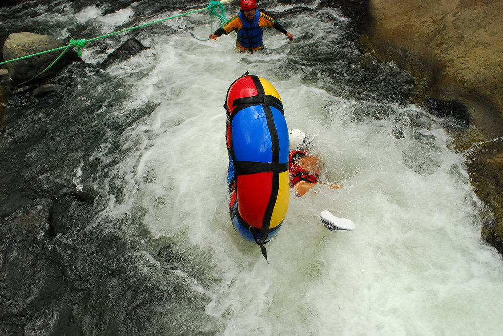 falling-out-of-river-tube