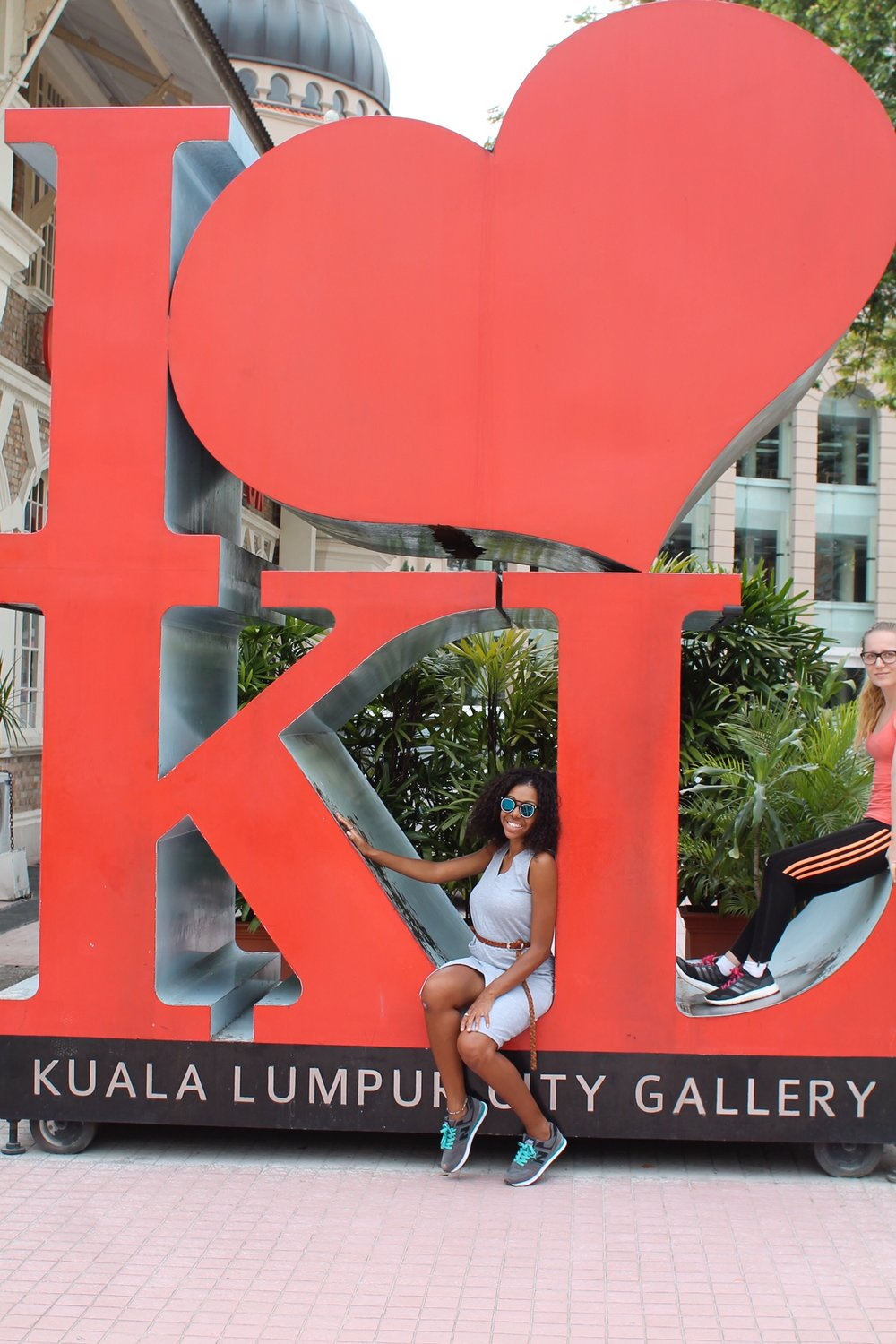 I love KL - I do, I do, I do-ooh