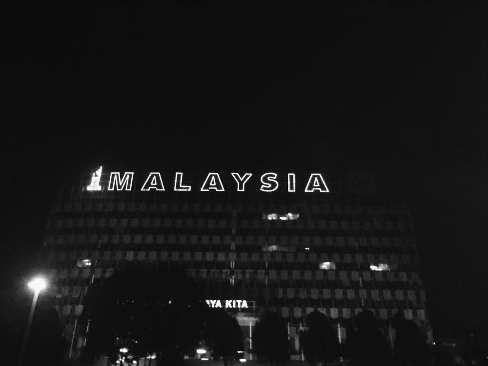 malaysia kuala lumpur black travel blogger