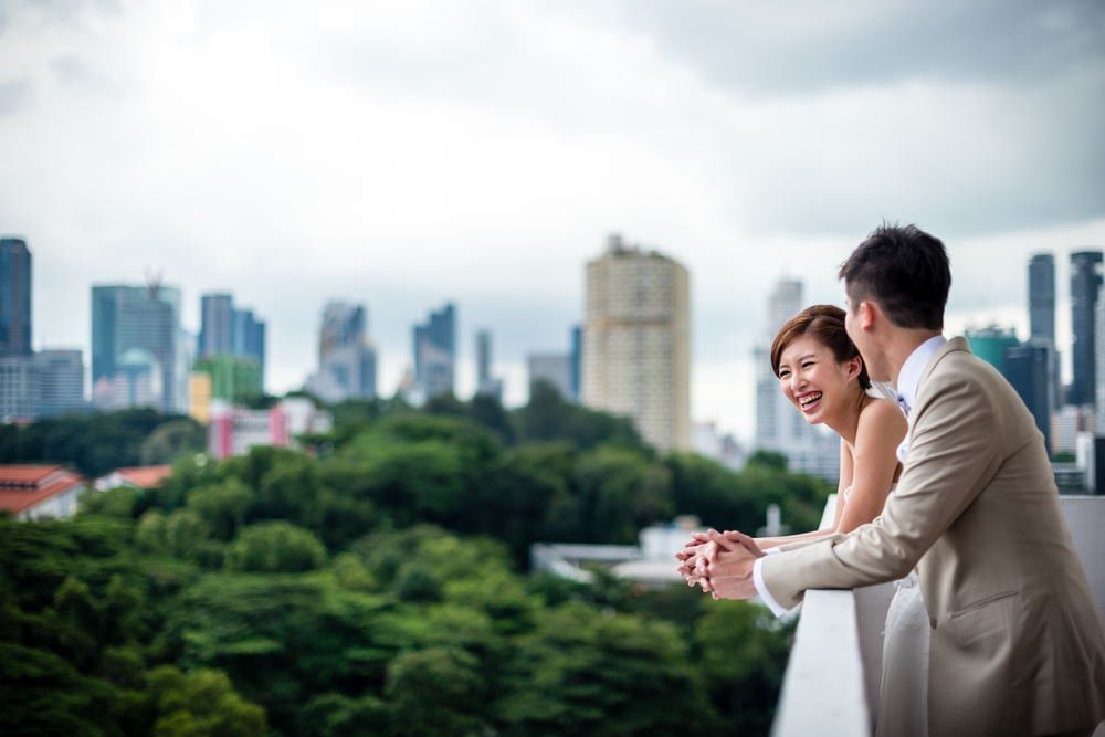 Pre Wedding Shoot Industrial Building Singapore (2 of 3).jpg