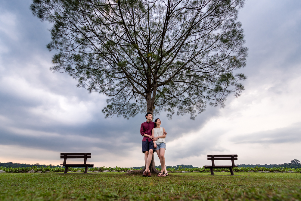 Pre Wedding Shoot Nature Singapore (2 of 7).jpg