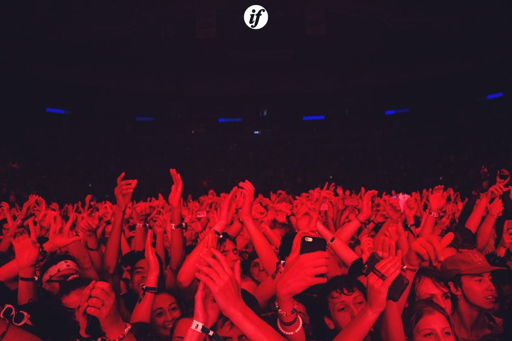 CROWD photo by Interracial Friends
