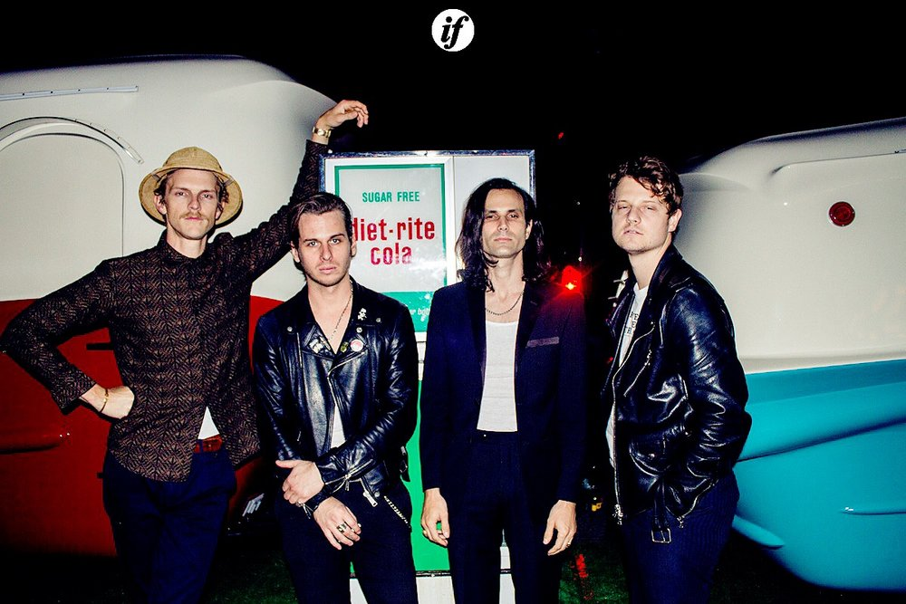 Foster The People photo by Interracial Friends
