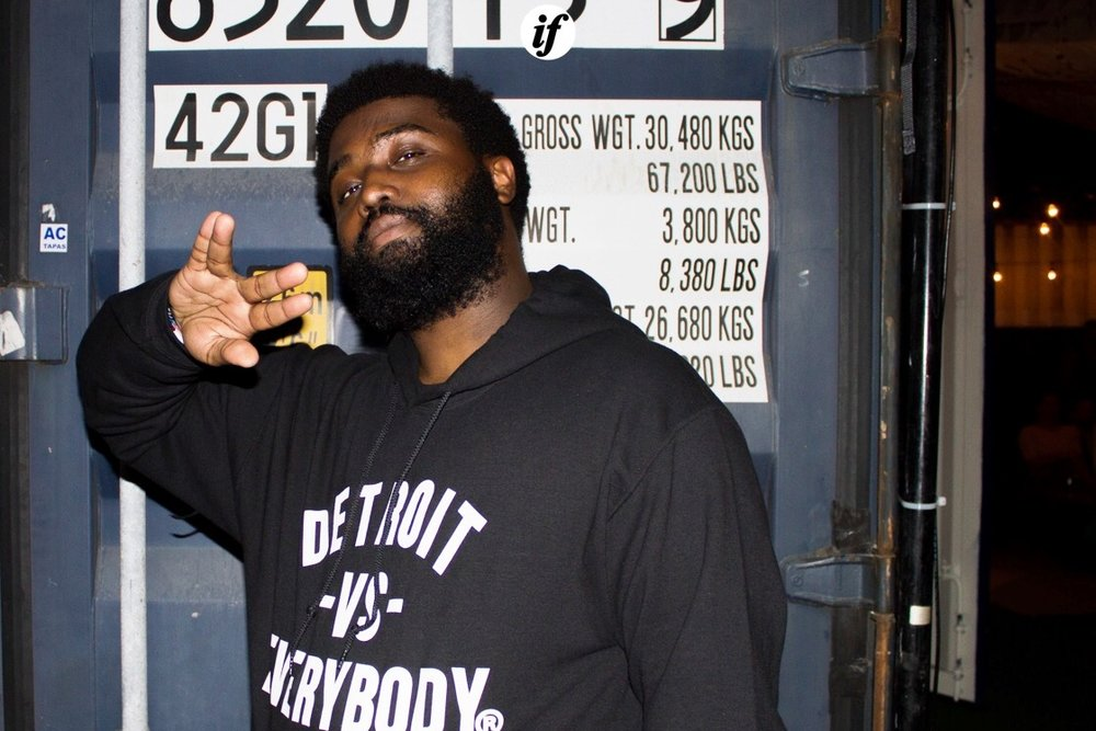 Detroit V.S. Evrerybod - photo by Interracial Friends