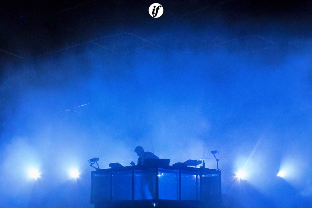 FLUME - photo by Interracial Friends